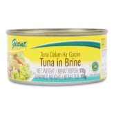 Tuna Chunks In Brine 170g
