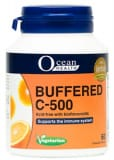 Buffered C-500 with Citrus Bioflavonoids Chewable 60's