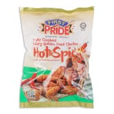 Crispy Golden Fried Chicken Hot & Spicy 750g
