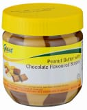 Peanut Butter W/ Chocolate 340g